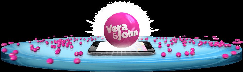 Vera&John är ett casino med bonusar